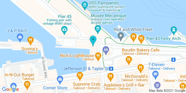 Map of 37.80895,-122.416133