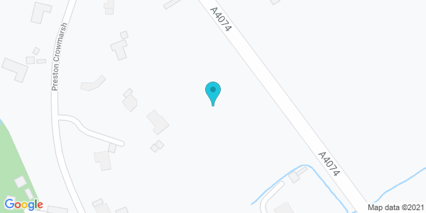 Map of 51.61625,-1.11155