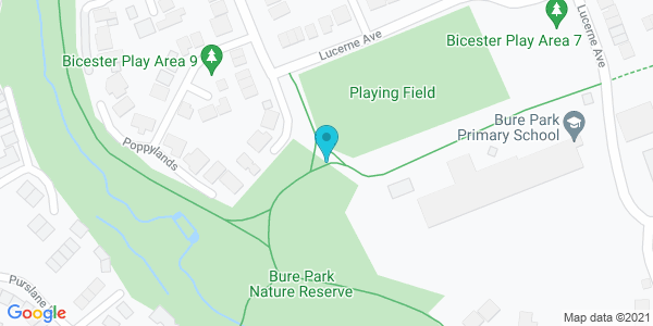 Map of 51.909717,-1.160283