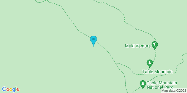 Map of -33.96055,18.406533