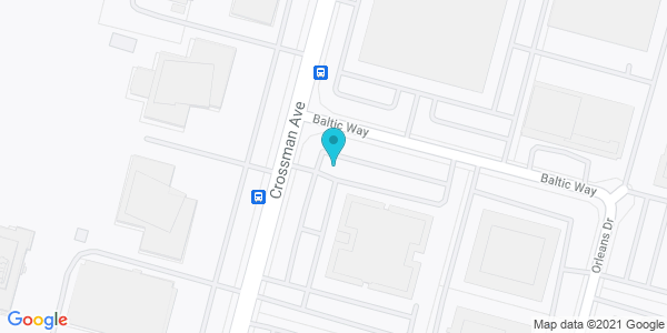 Map of 37.41345,-122.008867