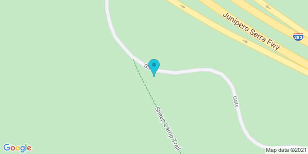 Map of 37.496167,-122.315533
