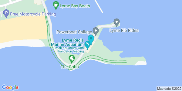 Map of 50.719417,-2.93715