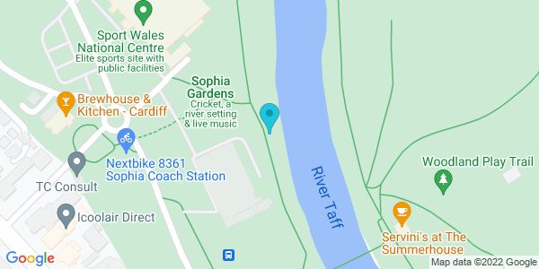 Map of 51.485017,-3.18905