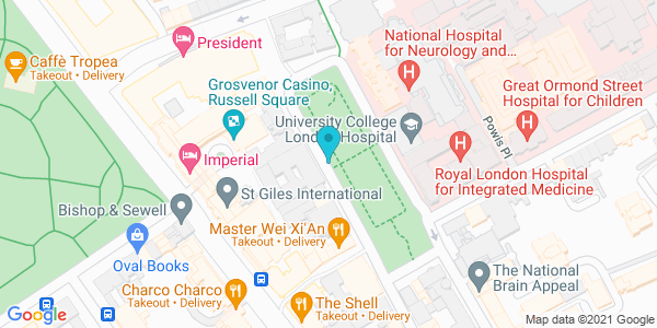 Map of 51.52172,-0.1227