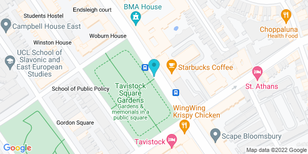 Map of 51.52525,-0.12857