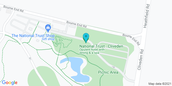 Map of 51.5613401,-0.6837755