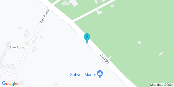 Map of 51.61325,-1.15023