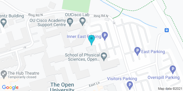 Map of 52.0261,-0.708