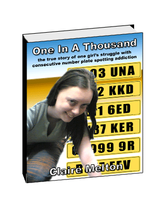 One In A Thousand, the book