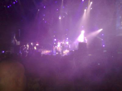 Meat Loaf in concert