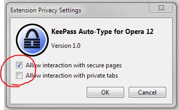 KeePass for Opera – Dan Q
