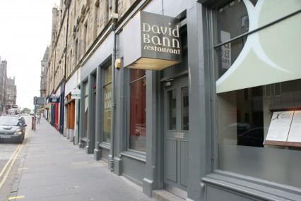David Bann, Edinburgh.