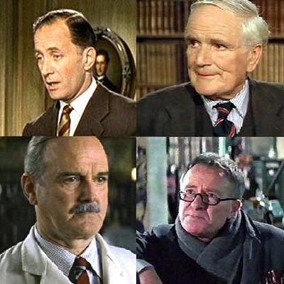 Q from James Bond.