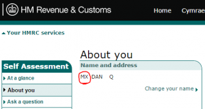 """Mx Dan Q"" on HMRC."