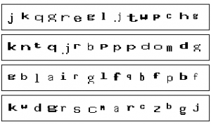 Four long CAPTCHA from the Squiz Matrix CMS.