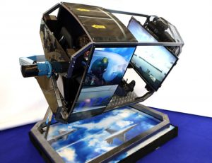 """Fly"" motion simulator"