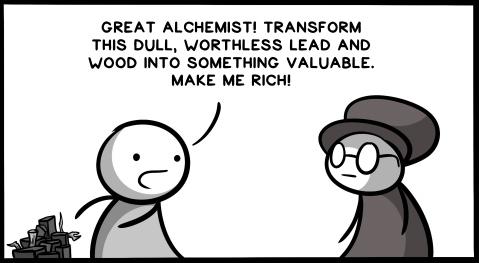 Buttersafe: Verbal Alchemy