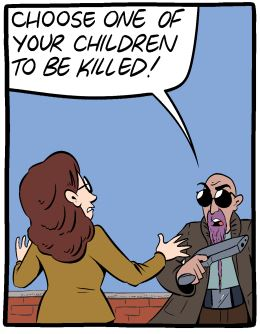SMBC: Sophie's Choice