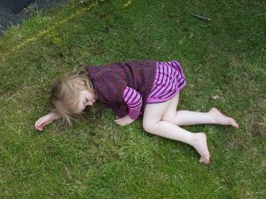 Playing Dead – Toddlers Gone Weird