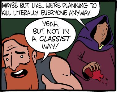 SMBC: Dungeon Classes