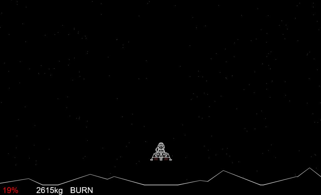 Dan's Lunar Lander (2018)
