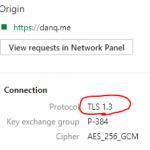 danq.me running TLS 1.3
