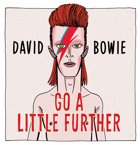 David Bowie on Zen Pencils