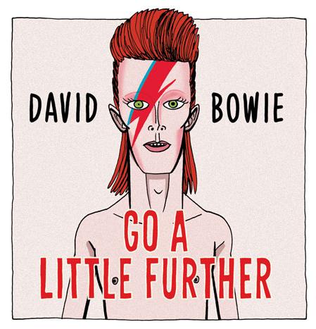 David Bowie on Zen Pencils