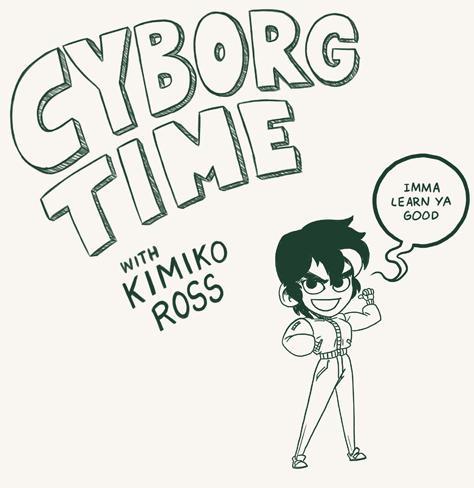 Cyborg Time!