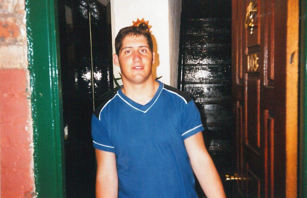 Gary, circa 1998