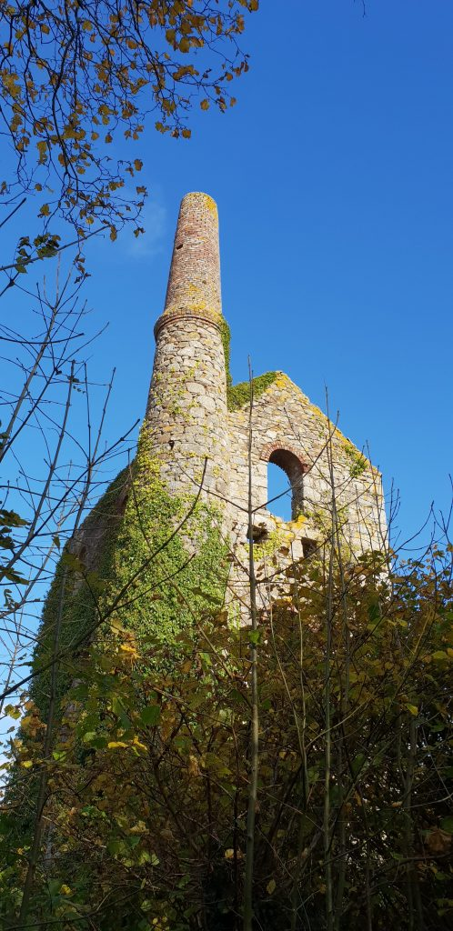 Ruin of Halamanning Engine House