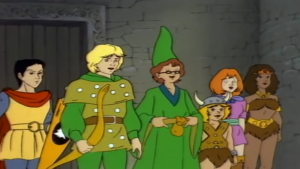 Dungeons & Dragons (80s TV show)