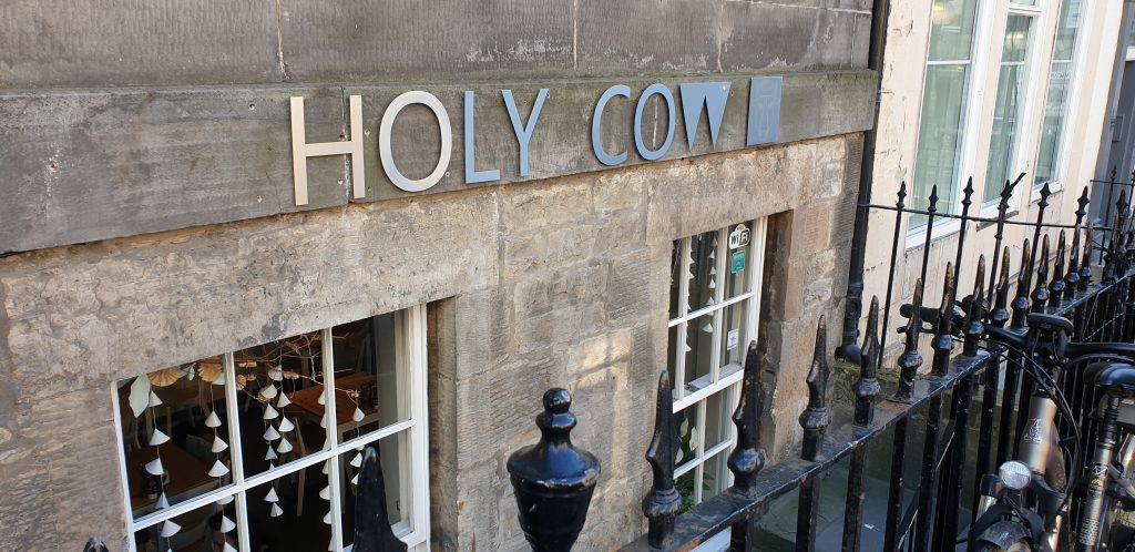 Holy Cow Edinburgh