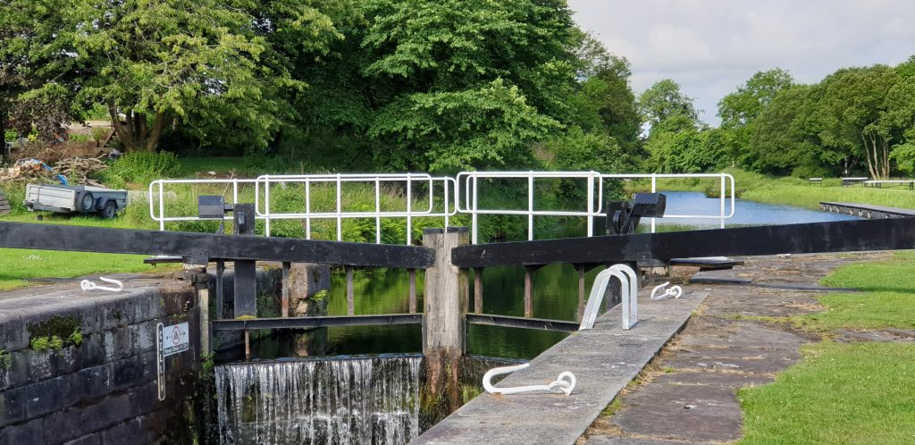 Wyndford Lock